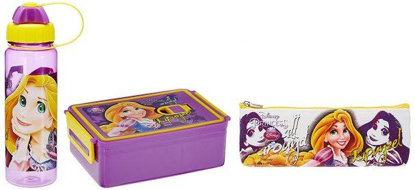 Amazon India : Disney Princess Rapunzel back to School stationery combo Set