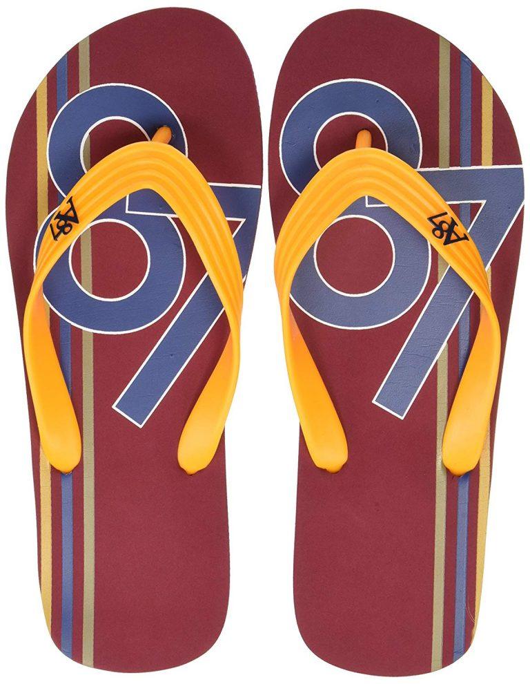 Amazon India : Aeropostale Men's Leon Flip Flops Thong Sandals