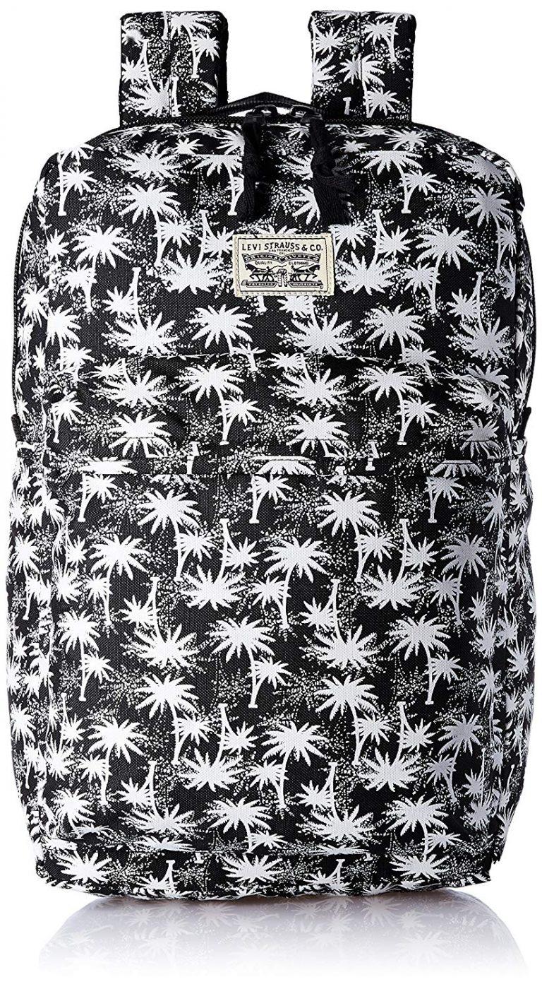 Amazon India : Levi's Fabric 32 cms Multicolor Backpack