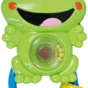 Flipkart : Miss & Chief Frog rattler Rattle (Multicolor)