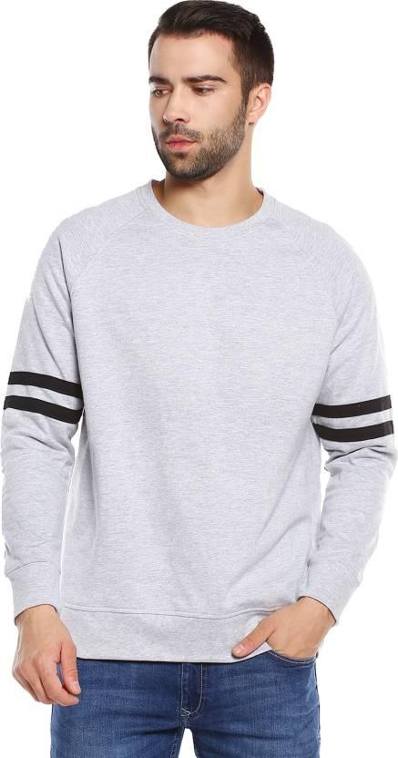 Flipkart : Upto 80% Off on Men Sweatshirt Starts from Rs.270