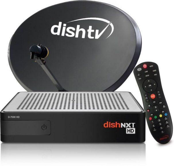 Flipkart : Dish TV HD Connection - Telugu Pack 1 Month Family sports Pack & Full on HD
