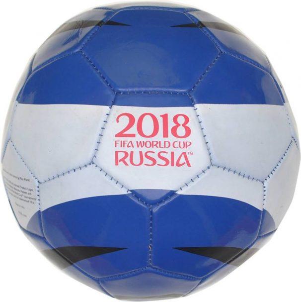 Flipkart : FIFA World Cup Russia Run Football - Size: 5  (Pack of 1, Blue)#OnlyOnFlipkart