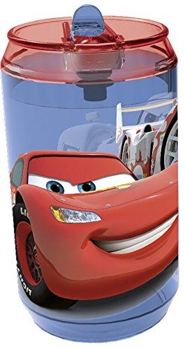 Amazon India : Disney Cars Tritan Soda Canteen Bottle, 410ml, Red/Blue