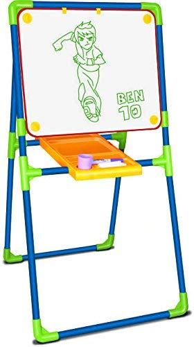 Amazon India : Toyzone 3 in 1 Ben 10 Learning Board, Green