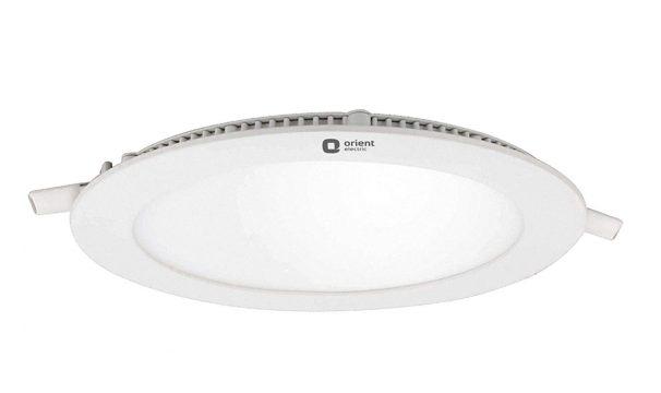 Amazon India : Orient Electric Eternal 6-Watt Downlight (White, Round)