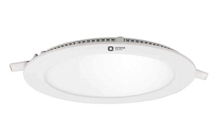 Amazon India : Orient Electric Eternal 6-Watt Downlight (White, Round)