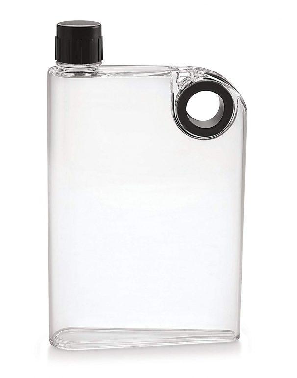Amazon India : LMS A5 Notebook Plastic Bottle, 380ml, Transparent