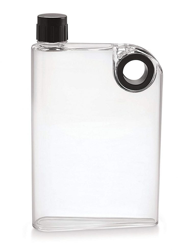Amazon India : LMS A5 Notebook Plastic Bottle, 380ml, Transparent