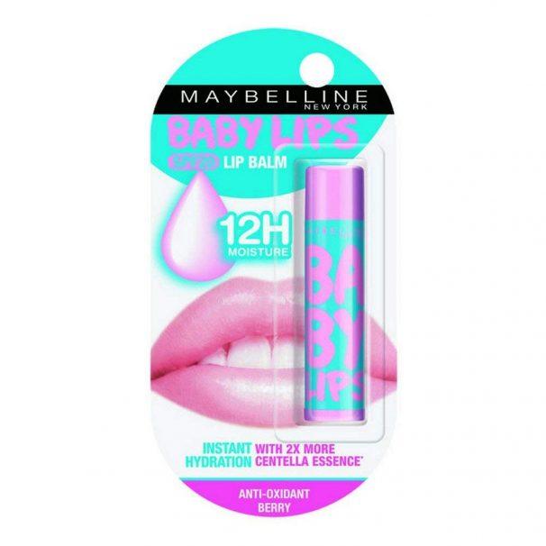 Amazon India : Maybelline Baby Lips Anti Oxidant, Berry, 4g