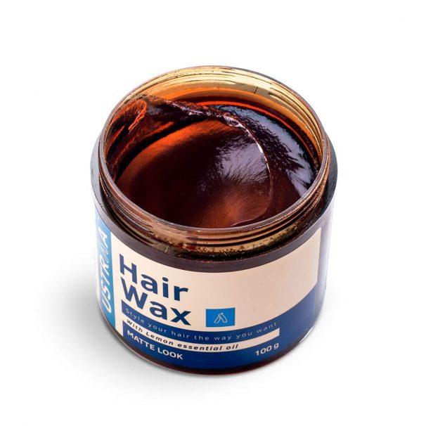 Amazon India : Ustraa Hair Wax for styling, 100g