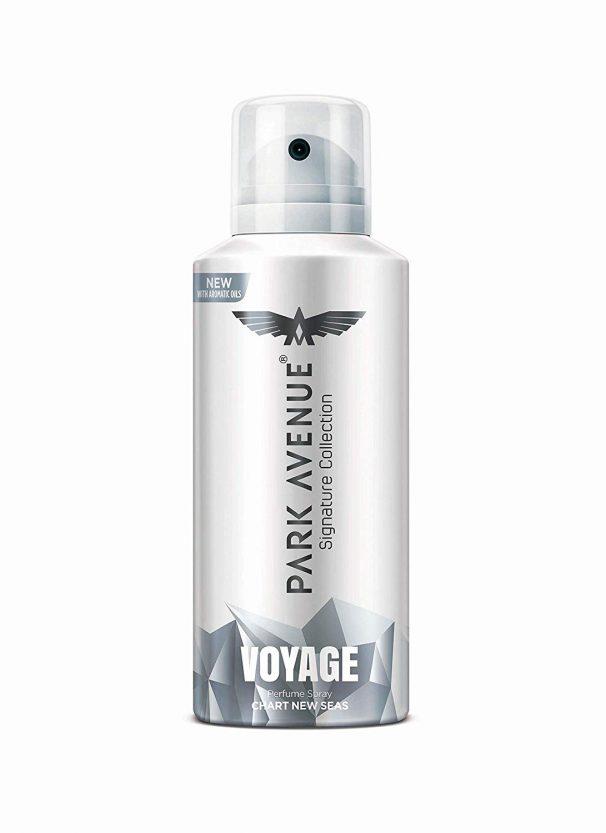 Amazon India : Park Avenue Signature Voyage Deodorant for Men, 140ml