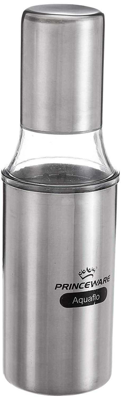Amazon India : Princeware Dura Pour Stainless Steel Oil Pot, 500ml, Silver