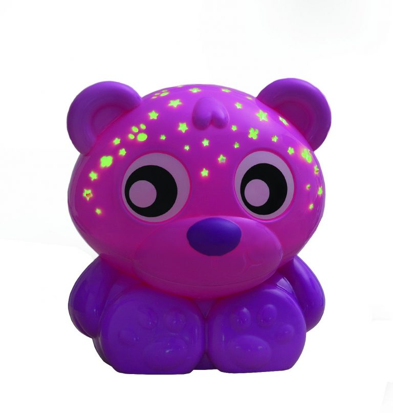 Amazon India : Playgro Goodnight Bear Night Light and Projector (Pink)