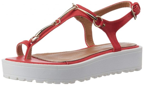 Amazon India : STUDIO G G Studio Women's Holly Fashion Sandals