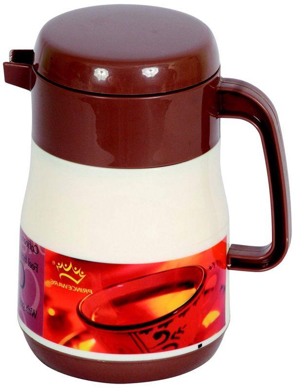 Amazon India : Princeware Flask, 1 Litre, Brown