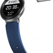 Amazon India : Huawei MES-B19 Fit Large Activity Tracker (Moonlight Silver Case, Blue Sport Band)