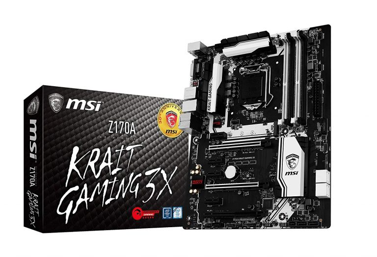 Amazon India : MSI Z170A Krait Gaming 3X Mother Board