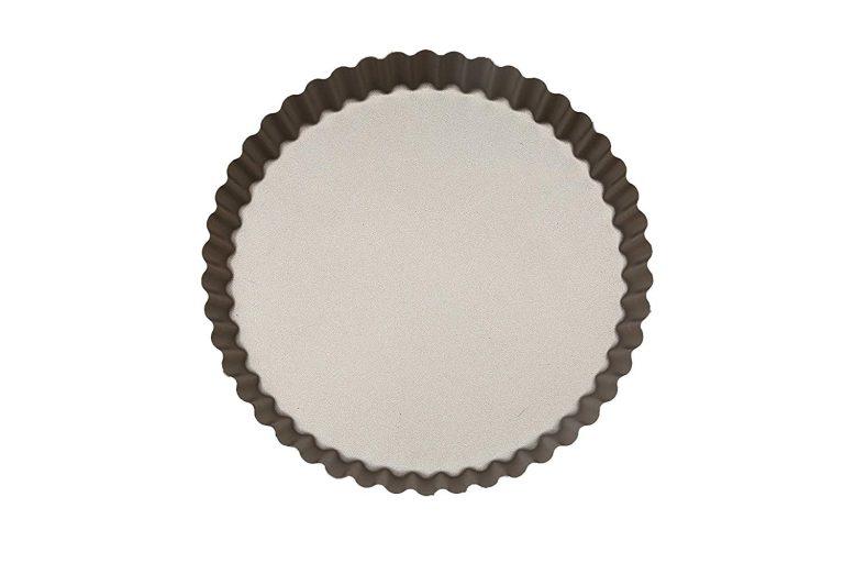 Amazon India : Tosaa Round Aluminium Cake Mould, 20cm, Silver