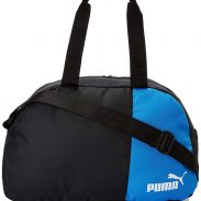 Amazon India : Puma Black and Team Power Blue Polyester Messenger Bag