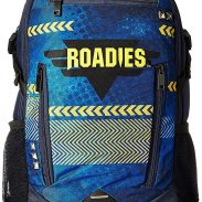 Amazon India : Roadies By The Vertical Hyper Polyester 21 Ltrs Navy Laptop Backpack