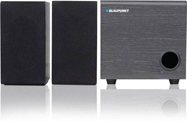 Flipkart : Blaupunkt SP-210 10 W Home Audio Speaker(Black, 2.1 Channel)