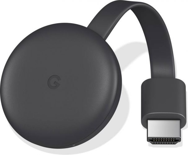 Flipkart : Google Chromecast 3 Media Streaming Device  (Black)