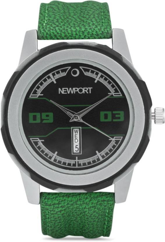 Flipkart : Newport Watch - For Men