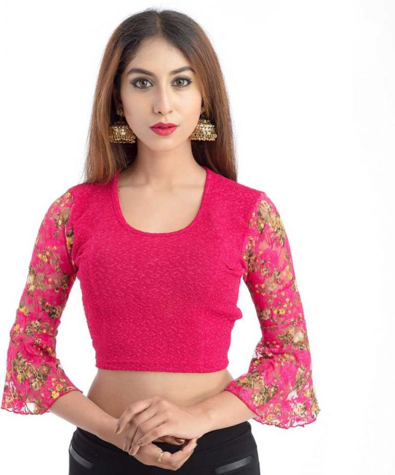 Flipkart : 50% Off on Women's Stitched Blouse