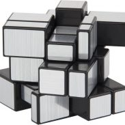 Flipkart : Imported ShengShow Silver Mirror Rubik Magic Cube  (1 Pieces)