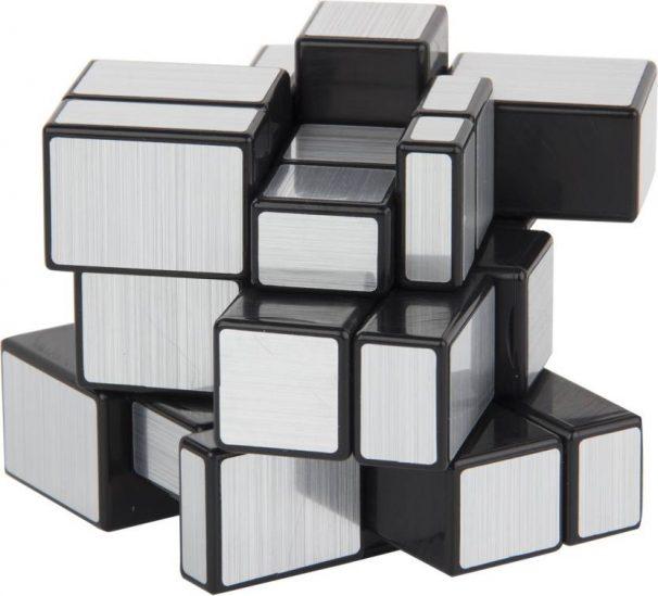 Flipkart : Imported ShengShow Silver Mirror Rubik Magic Cube  (1 Pieces)