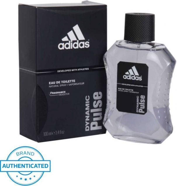 Flipkart : ADIDAS Dynamic Pulse EDT 100 ml(For Men)