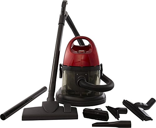 Amazon India : Eureka Forbes Mini Wet and Dry Vacuum Cleaner (Red/Black)