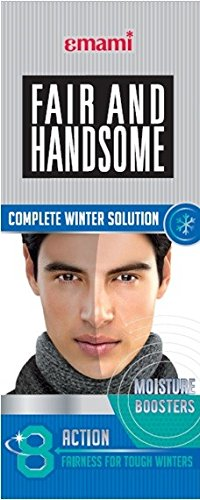 Amazon India : Fair and Handsome Complete Winter Solution Cream, 60g