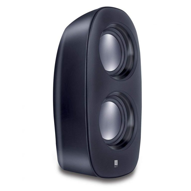 Amazon India : iball Musioval e9 Multimedia Speaker (Black)