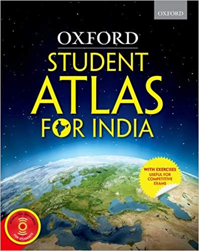Amazon India : Oxford Student Atlas for India with exercises useful for Competitive Exams (Old Edition) Paperback – 15 Jul 2016