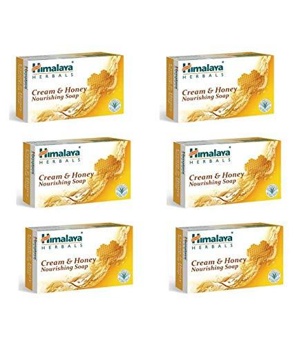 Amazon India : Himalaya Herbals Honey and Cream Soap, 125g (Pack of 6)
