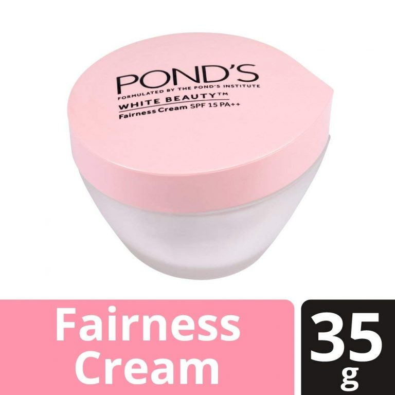 Amazon India : Pond's White Beauty Anti Spot Fairness SPF 15 Day Cream, 35g