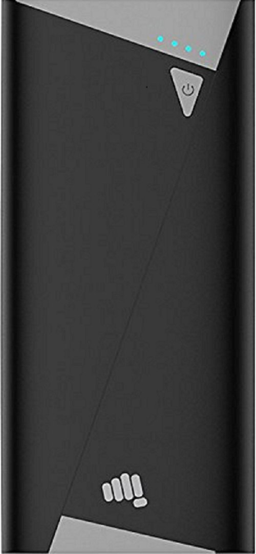 Amazon India : Micromax 10400 mAh Power Bank (Black)