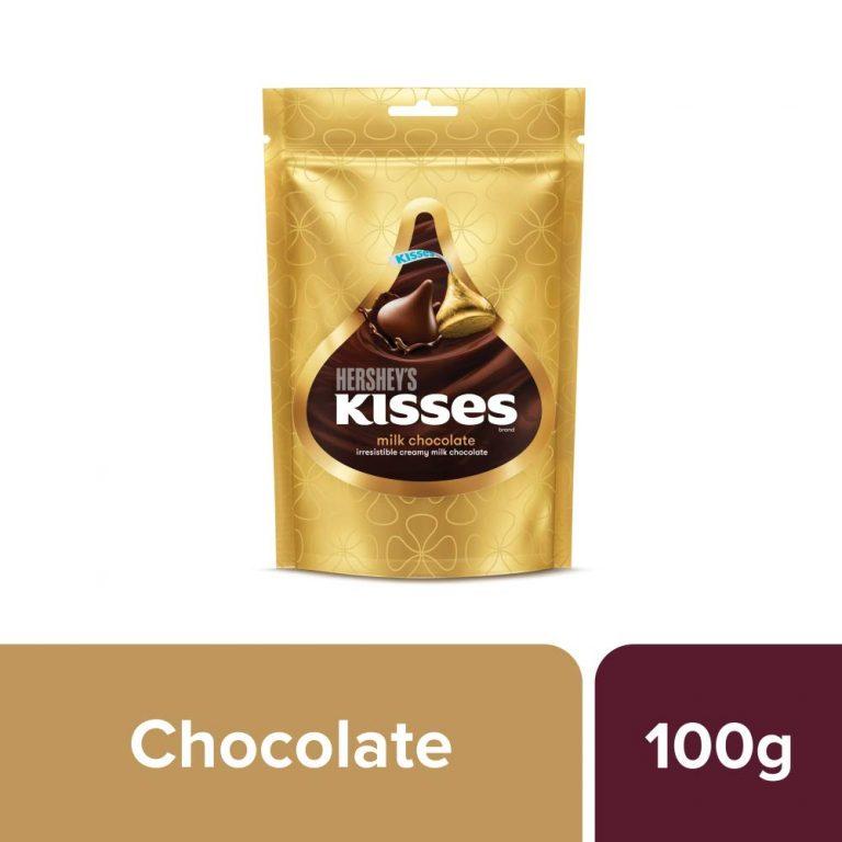 Amazon India : Hershey's Kisses Milk Chocolates, 108g - (Pack of 6)
