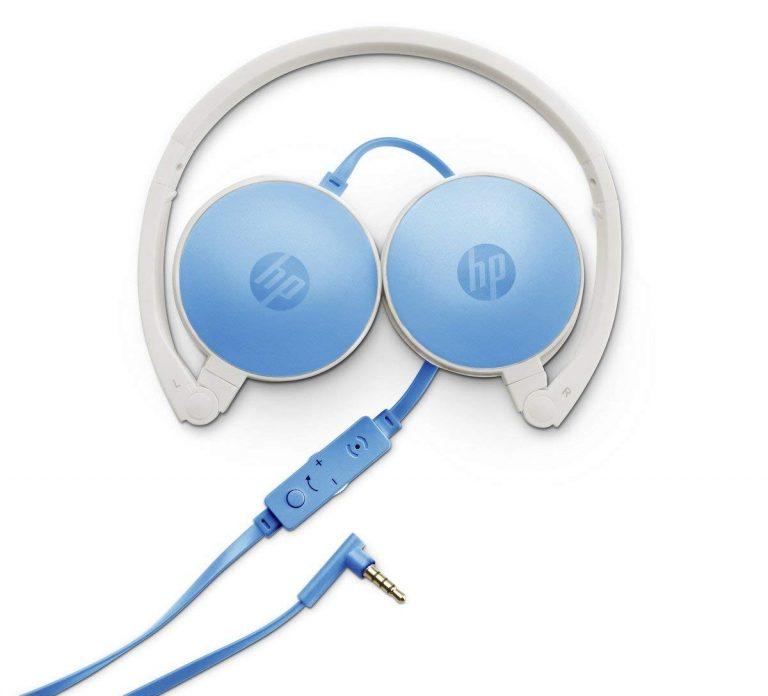 Amazon India : HP H2800 India Headset (Blue)
