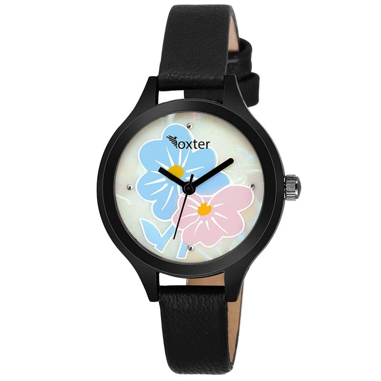 Amazon India : Foxter Analogue Multicolor Dial Womens Watches