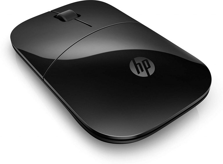 Amazon India : HP Z3700 Wireless Mouse (Black)