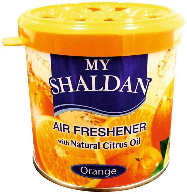 Amazon India : My Shaldan Orange Car Air Freshener (80 g)