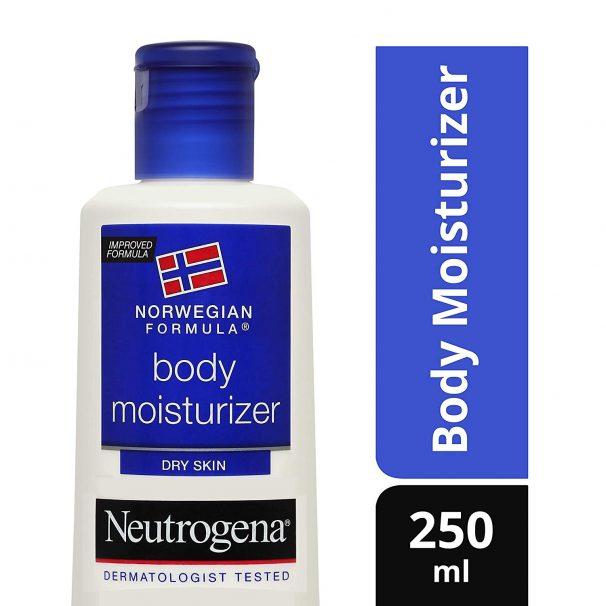 Amazon India : Neutrogena Norwegian Formula Body Moisturizer, 250ml