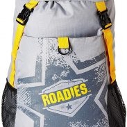 Amazon India : Roadies By The Vertical Traveller 36 Ltrs Grey Casual Backpack