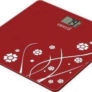 Flipkart : Venus Digital Glass Weighing Scale(Red)