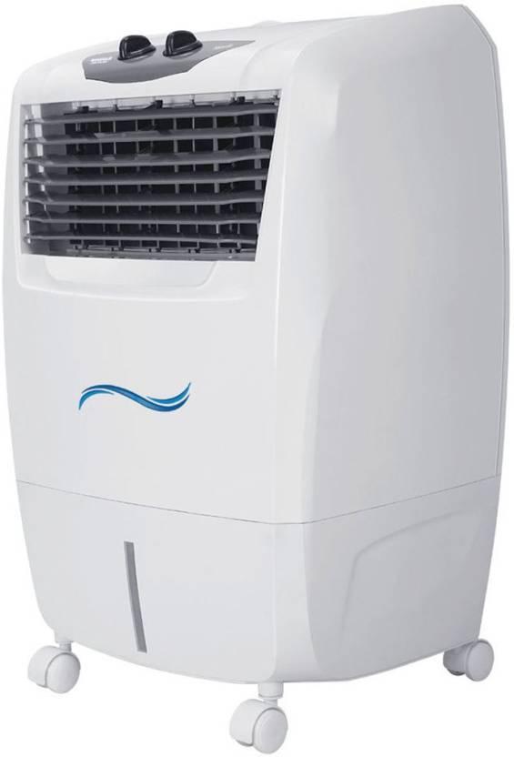 Flipkart : Maharaja Whiteline Frostair 22 Personal Air Cooler  (White, 22 Litres)