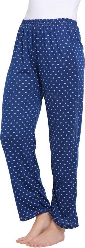 Flipkart : 70% Off on Clovia Pyjamas & Lounge Pants Starts from Rs.239