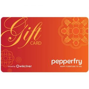 Amazon India : Pepperfry Gift Card
